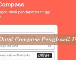 Aplikasi Compass Penghasil Uang