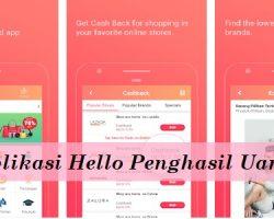 Aplikasi Hello Penghasil Uang