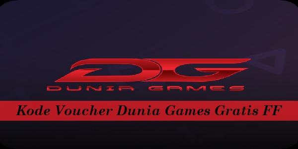 Kode Voucher Dunia Games Gratis Free Fire