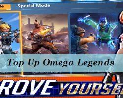 Top Up Omega Legends