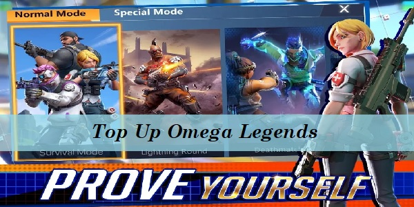 Top Up Omega Legends