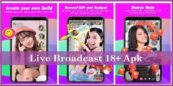 Live Broadcast 18 Apk
