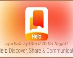 Apakah Aplikasi Hello Ilegal