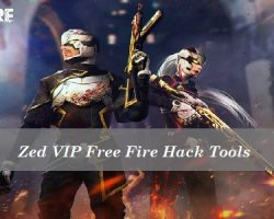 Zed VIP Free Fire Hack Tools