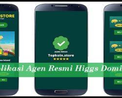 Aplikasi Agen Resmi Higgs Domino