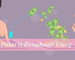 Aplikasi Polaris Penghasil Uang