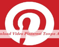 Download Video Pinterest Tanpa Apk