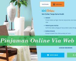 Pinjaman Online Via Web Langsung Cair