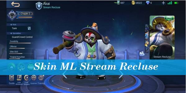 Skin ML Stream Recluse