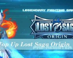 Top Up Lost Saga Origin