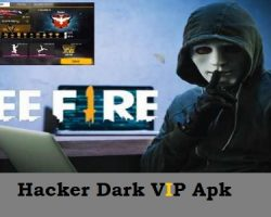 Hacker Dark VIP Apk For Android Free Download