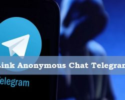 Link Anonymous Chat Telegram Indonesia
