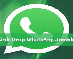 Link Grup WhatsApp Jomblo