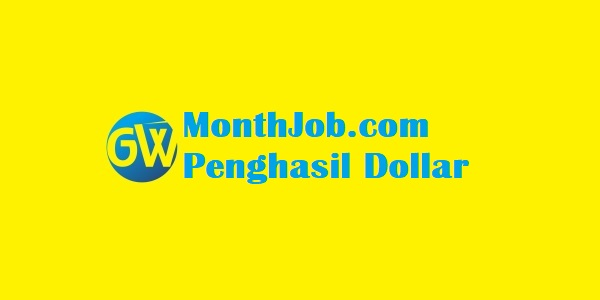 MonthJob.com Penghasil Uang